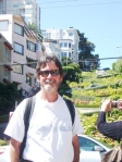 Larry on Lombard st.