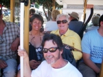 Vicki Larry, Jackie on Cable Car