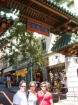 Larry, Vicki and Andrew Chinatown, San Francisco