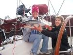 Vicki and her Tuna!