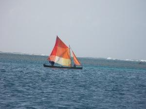 Sailing ulu
